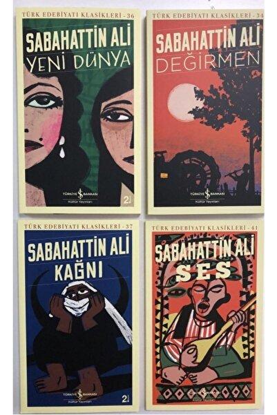 İş Bankası Kültür Yayınları Sabahattin Ali Seti, Iş Bankası Yayınları - 4 Kitap
