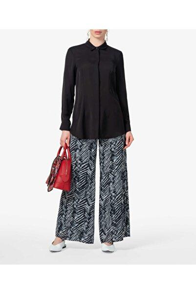 Aker Kadın  Siyah Gömlek Bs22103004