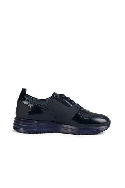 Xint Erkek Lacivert Ayakkabı