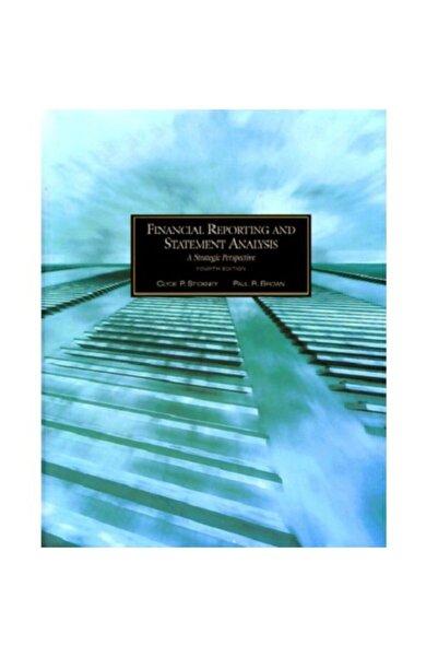Kişisel Yayınlar Financial Reporting And Statement Analysis: A Strategic Perspective (dryden Press Series