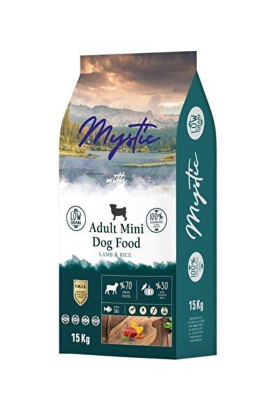 Mystic Kuzulu & Pirinçli Küçük Irk Yetişkin Köpek Maması - 15 Kg