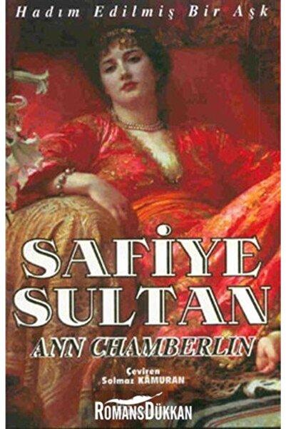 İnkılap Kitabevi Safiye Sultan - Hadım Edilmiş Bir Aşk