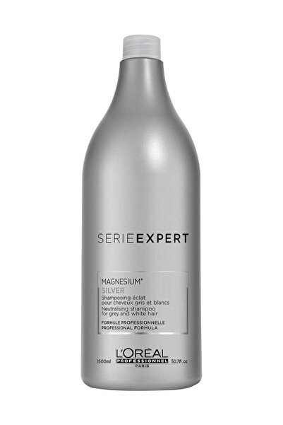 L'oreal Professionnel Serie Expert Magnesium Silver Mor Şampuan 1500 Ml