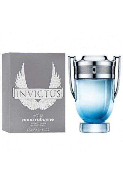 Paco  Rabanne Paco Rabanne Invictus Aqua Edt 50 Ml Erkek Parfüm