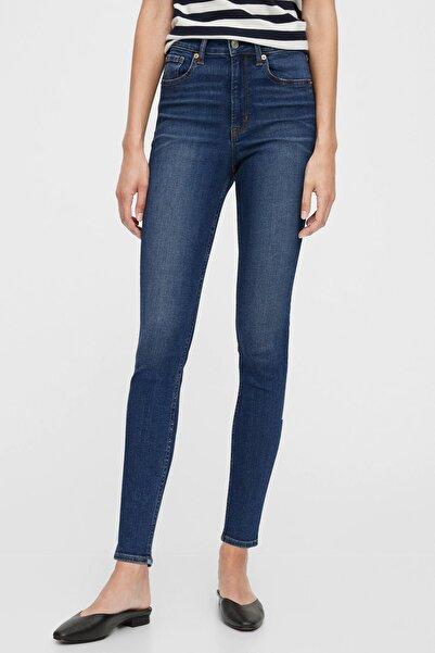 GAP High Rise Legging Jean Pantolon 619245