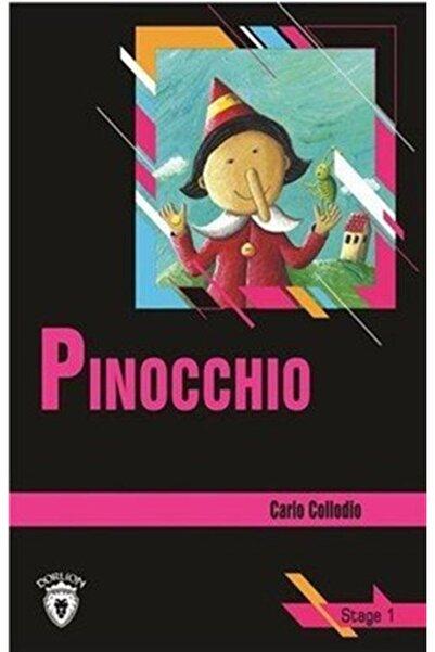Dorlion Yayınları Pinocchio Stage 1 (İngilizce Hikaye) - Carlo Collodio 9786052490501