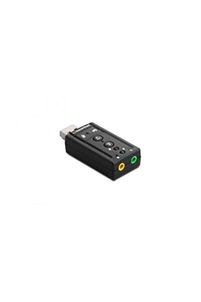 S-LINK Sl-u61 Usb Ses Kartı 2.0 Çevirici Adaptör