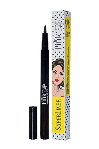 The Pink Ellys Siyah Eyeliner - Superliner Black