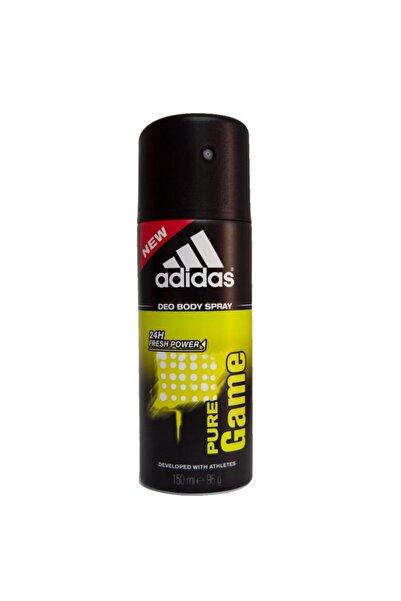 adidas Deo 150 ml Erkek Pure Game