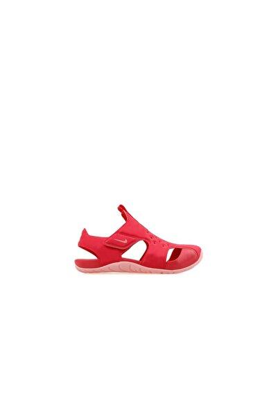 Nike Kız Çocuk Mercan Sunray Protect  Sandalet 943829 600