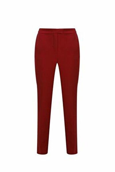 Kadın Kırmızı Kalem Pantolon 153C1538000006