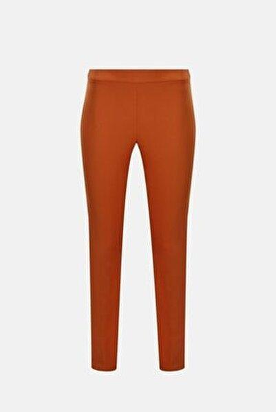 Kadın Tarçın Fermuarlı Pantolon 15318418019484