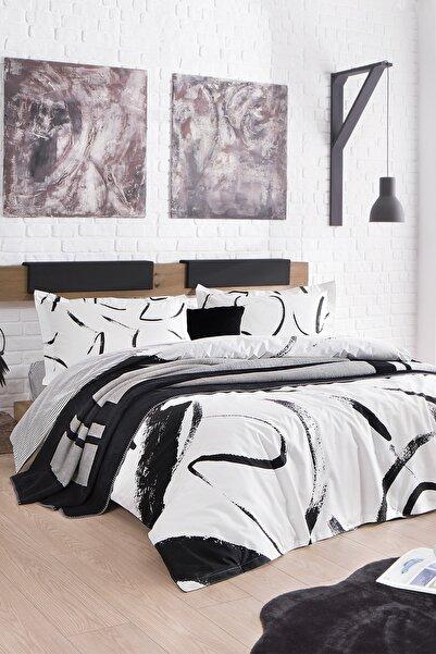 Yataş Bedding Limner Pollycotton Çift Xl Kişilik Nevresim Takımı