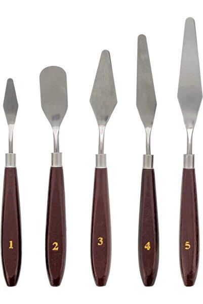 Linea Metal Spatül 5 Li Set