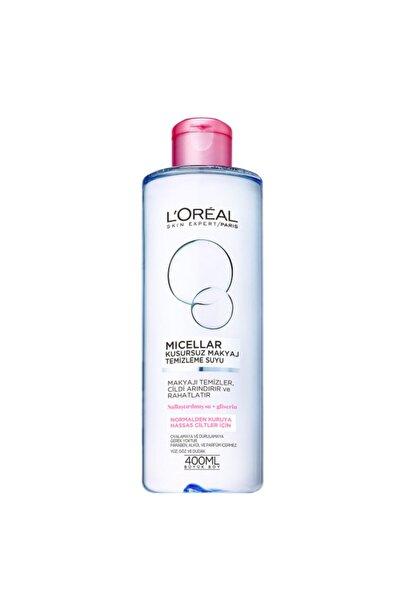 L'Oreal Paris L'oréal Dermo Expertise Kusursuz Mak Tem Suyu 400 Ml Hassas