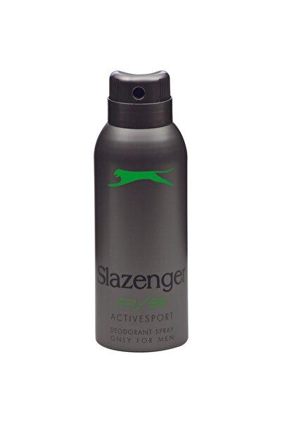 Slazenger Yeşil 150 ml Erkek Deodorant 15306090203