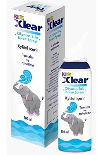 Xlear Kids Okyanus Sulu Burun Spreyi 100 ml