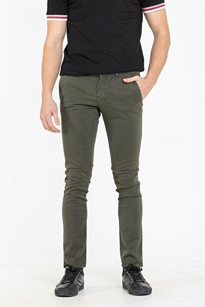 Guess Skinny Pamuklu Erkek Chino Pantolon