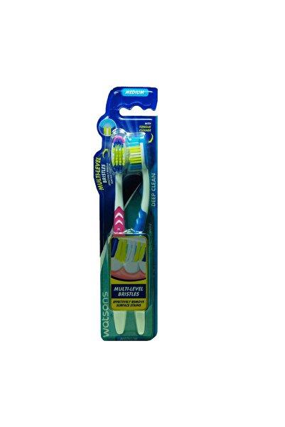 Watsons Classic Deep Clean Medium 2 Adet 4894532460137