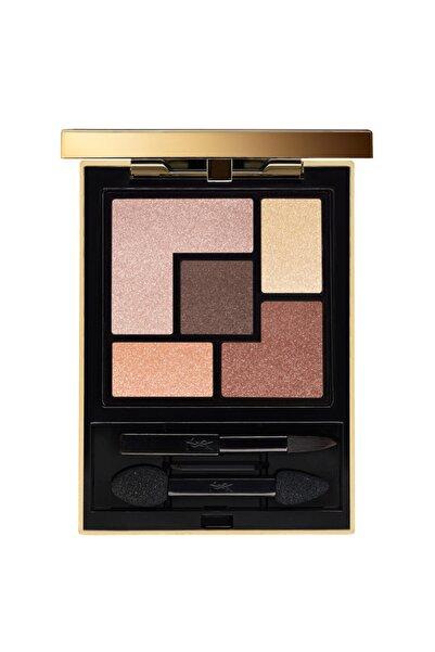 Yves Saint Laurent Couture Palette 5 Farklı Renkte Kolay Göz Kontürü Sağlayan Palet 14 - Rosy Contouring 3614271392848