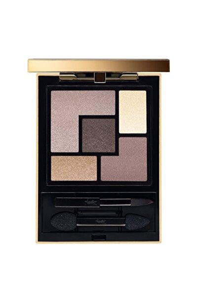 Yves Saint Laurent Couture Palette 5 Farklı Renkte Kolay Göz Kontürü Sağlayan Palet 13 - Nude Contouring 3614271392817