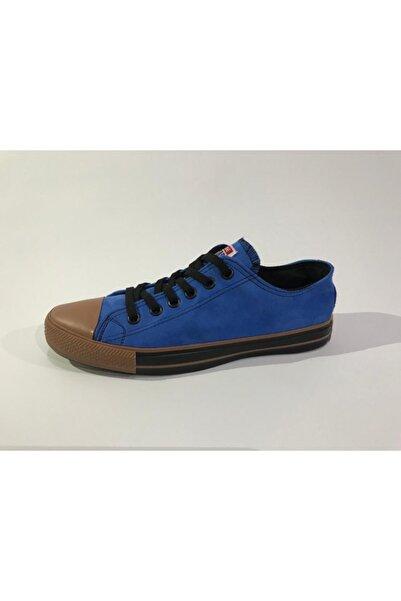 Convers Erkek Saks Mavi Günlük Ayakkabı