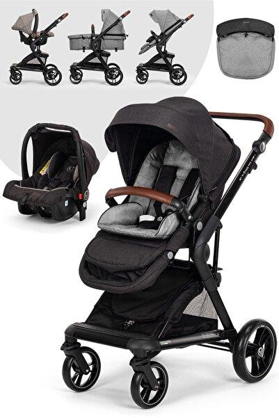 Elele Baby Allroad Travel Set Bebek Arabası SİYAH