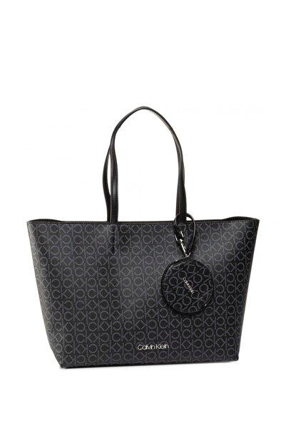 Calvin Klein Kadın Mono Shopper Md Kadın Kol Çantası K60k606472