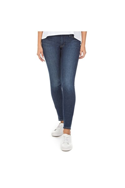 Levi's Kadın Mavi Made&crafted Jean Pantolon 711 67796-0000