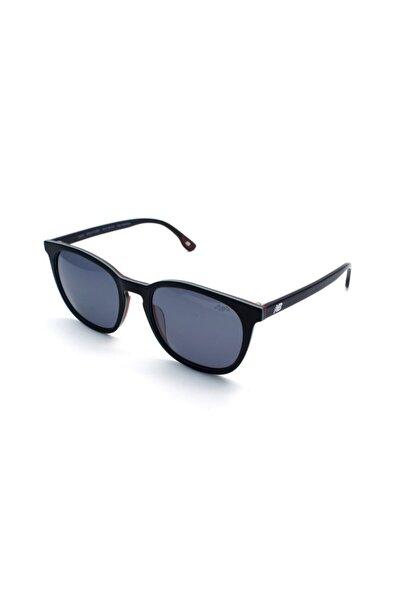 New Balance Unisex Siyah Güneş Gözlüğü Nb6031 01 52-19