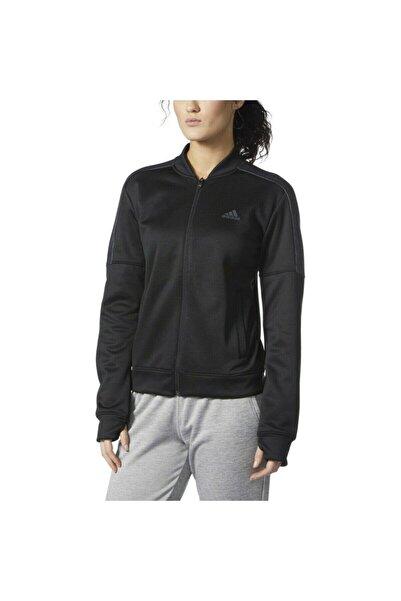 adidas Kadın Siyah Team Issue Ceket