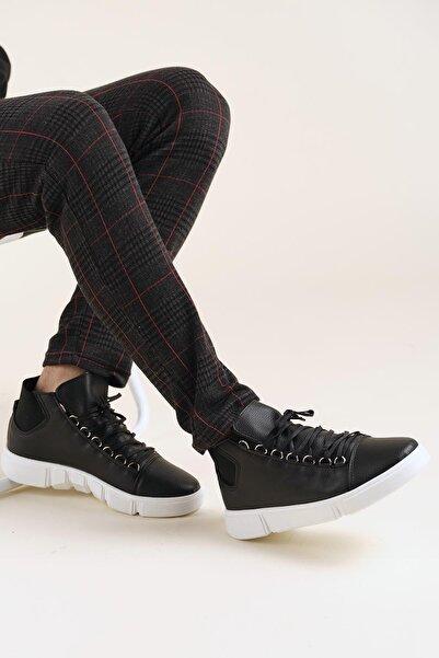 Atlanta Erkek Siyah Sneaker