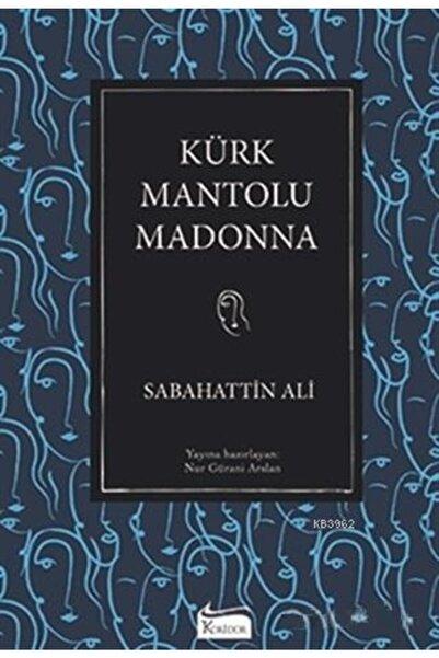 Koridor Yayınları Kürk Mantolu Madonna -