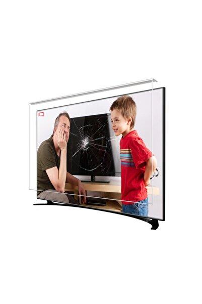White Glass Samsung - 165 Ekran Curved [65 Inç] Televizyon Ekran Koruyucu