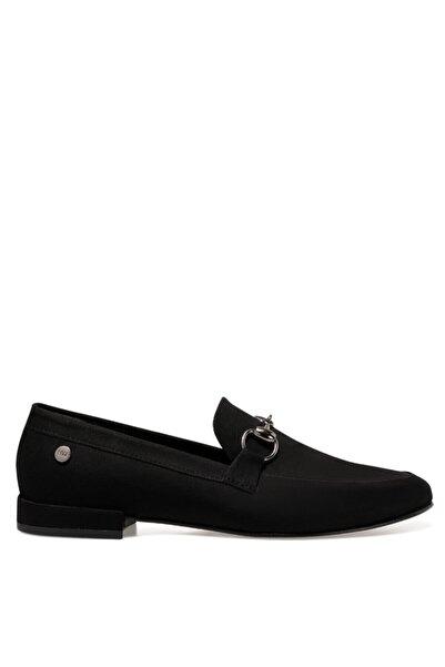 Nine West Suela Siyah Kadın Loafer Ayakkabı