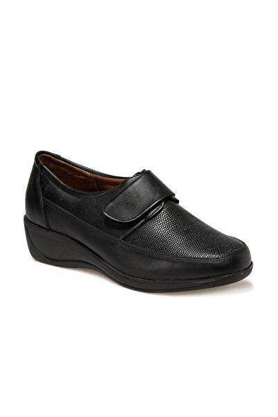 Polaris 5 Nokta 103106YZ Siyah Kadın Comfort Ayakkabı 100555553