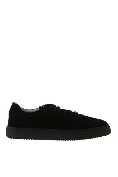NATIONAL GEOGRAPHIC Erkek Siyah Sneakers