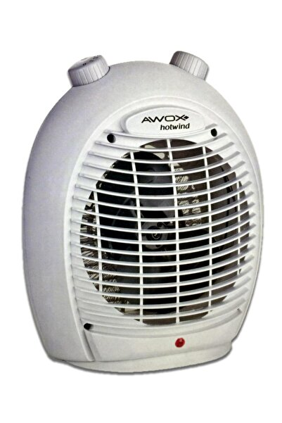 AWOX Hotwind Awx 0152 Fanlı Isıtıcı Beyaz