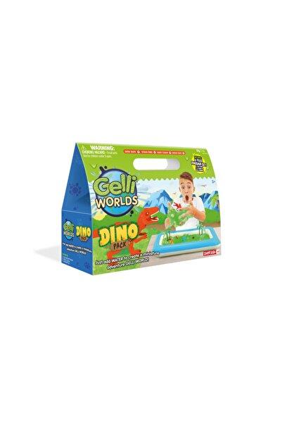 Nclubshop Gelli Worlds Dino Pack Dinazorlu Oyuncak Havuzu