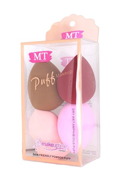 Makeuptime 4'lü Makyaj Süngeri Mt4mms