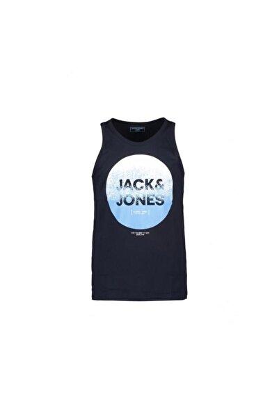 Jack & Jones Jack&jones 12174371 Baskılı Erkek Atlet