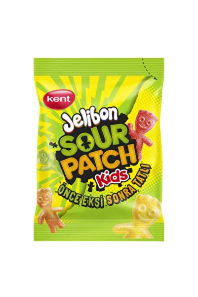 KENT Jelibon Sour Patch Kids 80 Gr. X 6 Adet