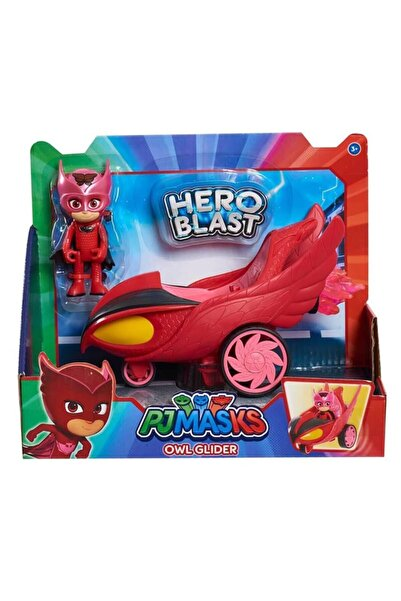 PJMASKS Pijamaskeliler Hero Blast Araçlar