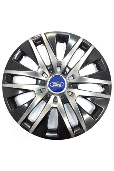 YAMAÇ 14'' Inç Ford Jant Kapağı Takımı 4'lü Set Kırılmaz - Esnek - Çelik Jant Görünümlü
