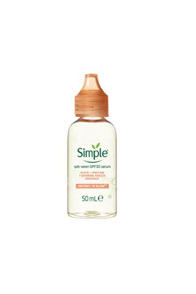 Simple Protect Glow Işıltı Veren Spf 30 Serum 50 ml