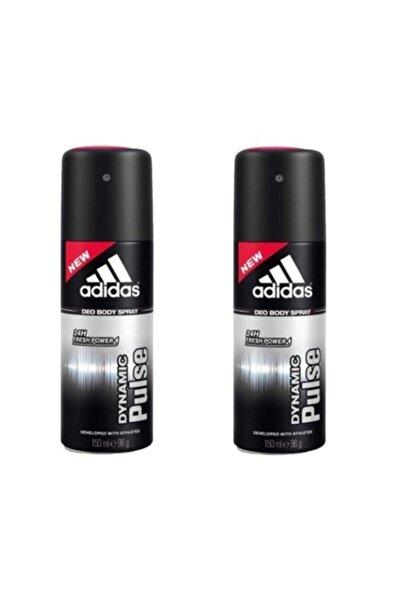 adidas 150 Ml X 2 Adet Adıdas Deo Dynamıc Pulse Deodorant