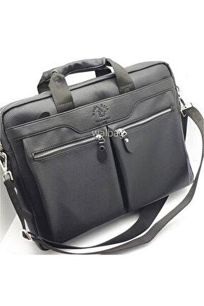Erkek Siyah Laptop & Evrak Çantası Try6008