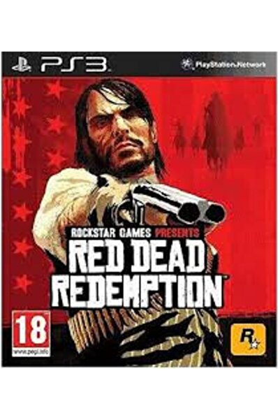 Rockstar Red Dead Redemption Ps3