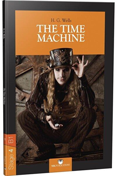 MK Publications The Time Machine - Stage 4 - Ingilizce Hikaye