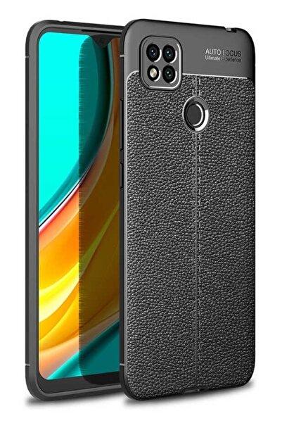 MobilCadde Eiroo Liquid Shield Xiaomi Redmi 9c Ultra Koruma Siyah Kılıf